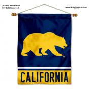 University of California Bears Wall Banner