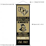 University of Central Florida Decor and Banner