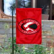 University of Cincinnati Clermont Garden Flag