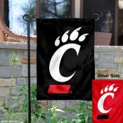 University of Cincinnati Garden Flag
