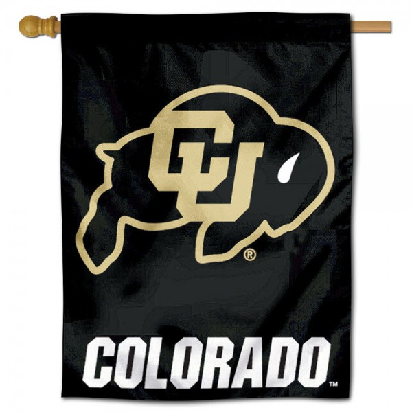 University of Colorado Decorative Flag