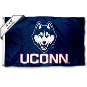 University of Connecticut Large 4x6 Flag