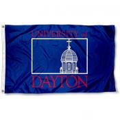 University of Dayton Insignia Flag