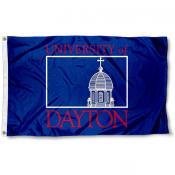 University of Dayton Insignia Flag