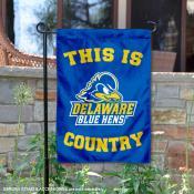 University of Delaware Country Garden Flag