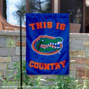 University of Florida Country Garden Flag