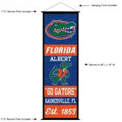 University of Florida Decor and Banner