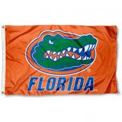 University of Florida Flag - Orange