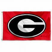 University of Georgia Polyester Flag