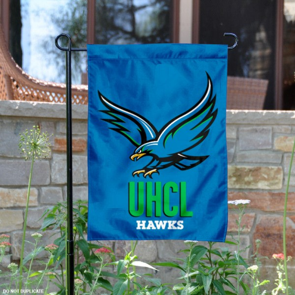 University Of Houston Clear Lake Garden Flag