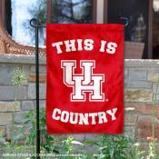 University of Houston Country Garden Flag