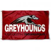 University of Indianapolis Greyhounds Logo Flag