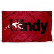 University of Indianapolis UIndy Logo Flag