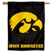 University of Iowa Decorative Flag