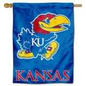 University of Kansas Decorative Flag
