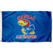 University of Kansas Large Flag