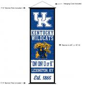 University of Kentucky Decor and Banner