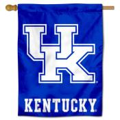 University of Kentucky UK Logo Banner Flag