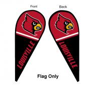 University of Louisville Feather Flag
