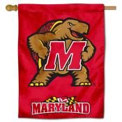University of Maryland Decorative Flag