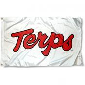University of Maryland Terps Flag