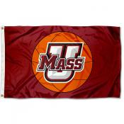 University of Massachusetts Basketball Flag