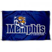 University of Memphis Tigers 3x5 Flag