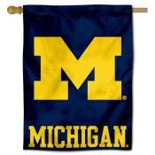 University of Michigan Decorative Flag