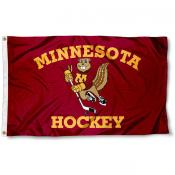 University of Minnesota Hockey Flag