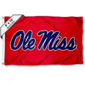 University of Mississippi 6'x10' Flag