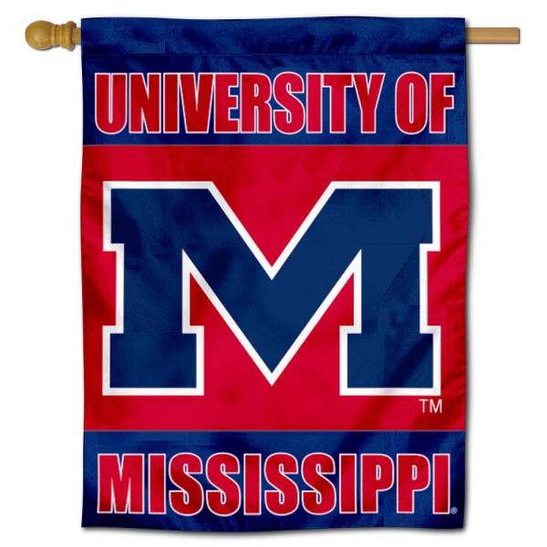 University of Mississippi House Banner