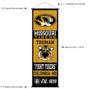 University of Missouri Decor and Banner