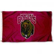 University of Montana Flag