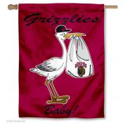 University of Montana New Baby Flag