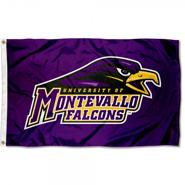University of Montevallo Flag measures 3x5 feet, is made of 100% polyester, offers quadruple stitched flyends, has two metal grommets, and offers screen printed NCAA team logos and insignias. Our University of Montevallo Flag is officially licensed by the selected university and NCAA.