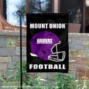 University of Mount Union Helmet Yard Flag