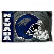 University of Nevada Football Flag