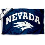 University of Nevada Large 4x6 Flag