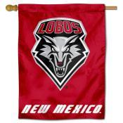 University of New Mexico Decorative Flag