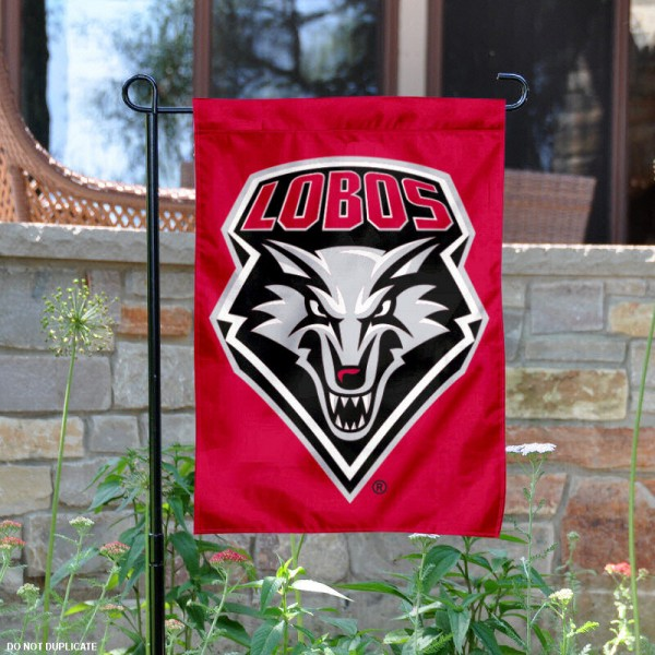 University of New Mexico Garden Flag