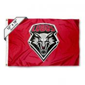 University of New Mexico Mini Flag