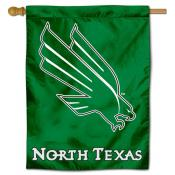 University of North Texas Decorative Flag
