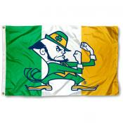University of Notre Dame Ireland Flag