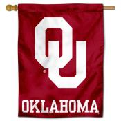 University of Oklahoma Decorative Flag