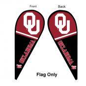 University of Oklahoma Feather Flag