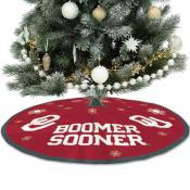 University of Oklahoma Sooners Christmas Tree Skirt