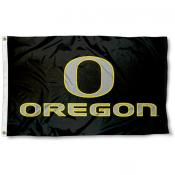 University of Oregon Black Flag