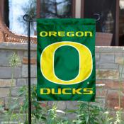 University of Oregon Ducks Garden Flag