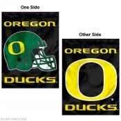 University of Oregon Helmet House Flag