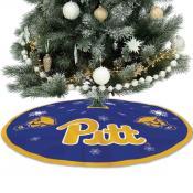 University of Pittsburgh Panthers Christmas Tree Skirt